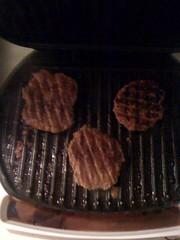 Turkey burgers!!