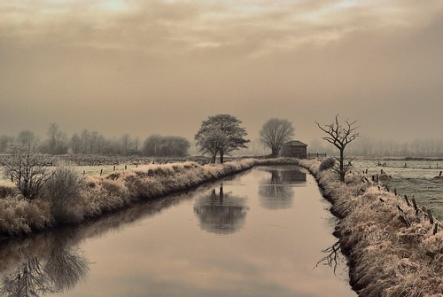 Eastfriesian Winter - Landscape