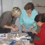 Kasım 2005 Emay ve Art Clay eğitimleri sona erdi.