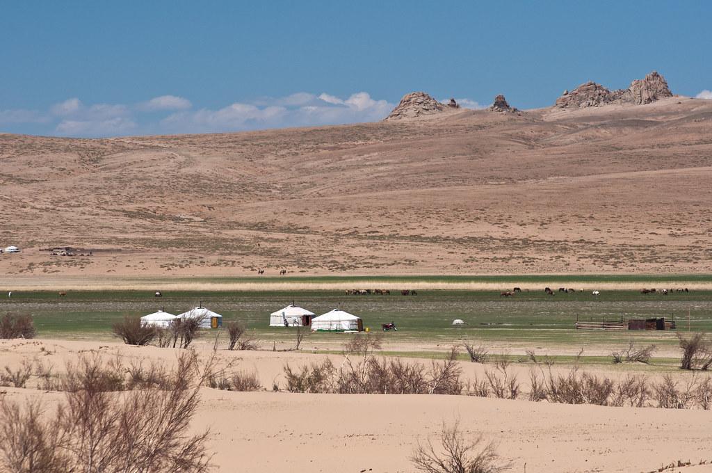 @ the sand dune