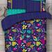 floral bedding mock up by Sarah Bonnar