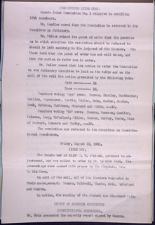 Ratification of the Nineteenth Amendment (page 5)