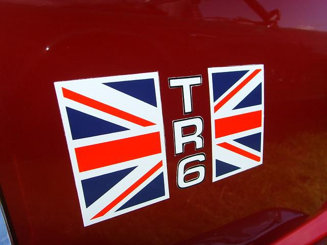 british tr6