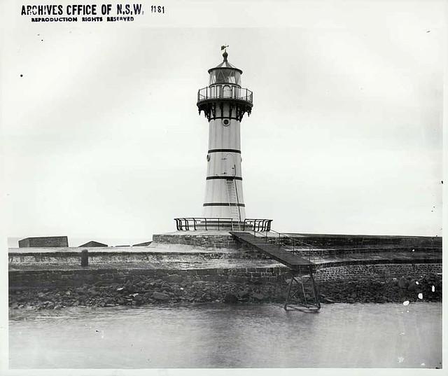 Breakwater Lighthouse, Wollongong