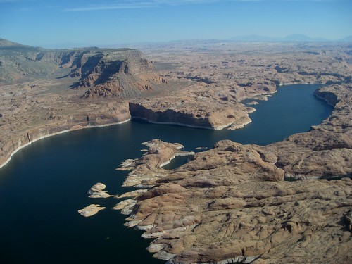 Over Lake Powell