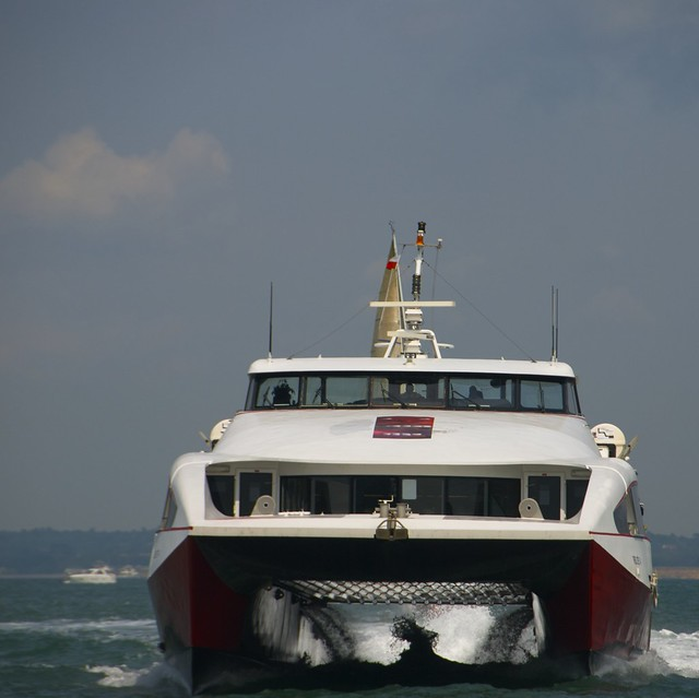 The Fast Ferry