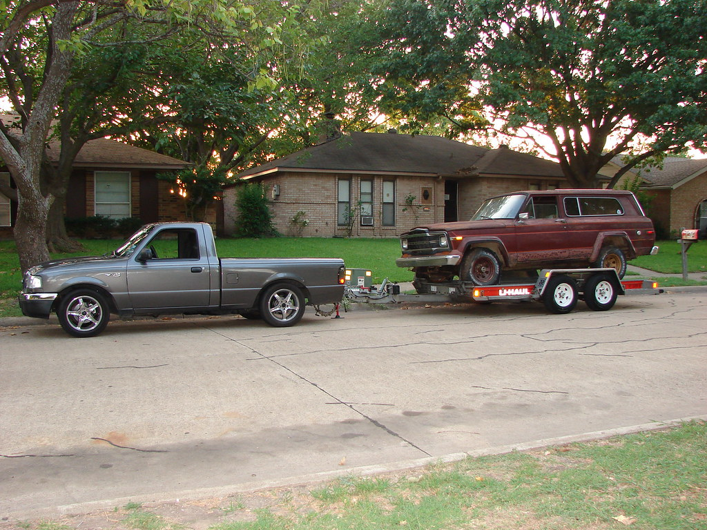 looking into a tow hitch ranger forums the ultimate ford ranger resource. Black Bedroom Furniture Sets. Home Design Ideas