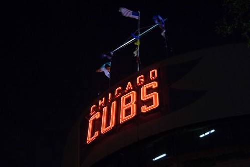 Wrigley Field-Chicago, IL by William 74