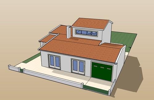 Plantas de casas simples e baratas fotos e modelos - Casas modernas baratas ...
