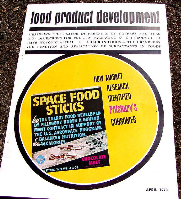 Food Product Developement magazine - April 1970 - Space ...