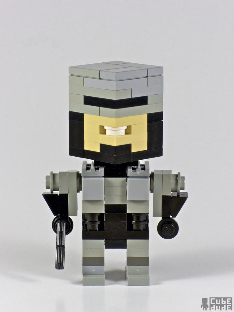CubeDude Robocop