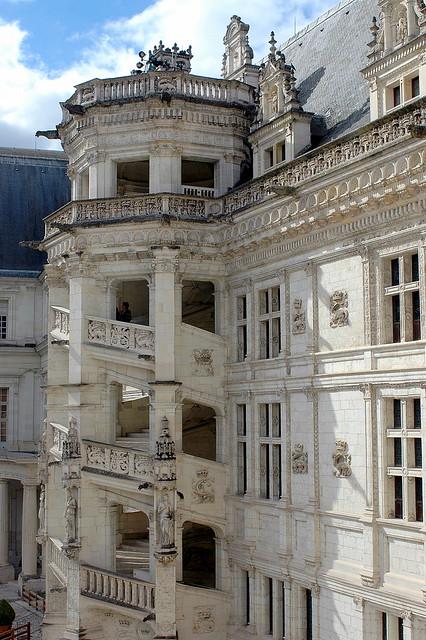 ch 226 teau de blois escalier fran 231 ois ier flickr photo