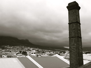 Cape Town from The Old Biscuit Mill