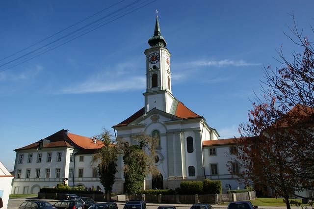 Schäftlarn, Klosterkirche 001