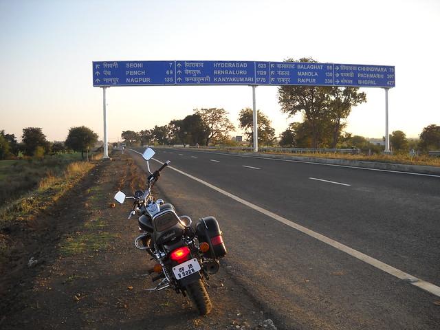 Chhindwara India  City pictures : milestone Jabalpur to Chhindwara Bike Trip , Madhya pradesh , India ...