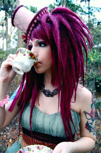 sexy dreadlock girls gallery