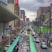 Hankai Tramway Tennoji-eki-mae Station, Osaka, Japan