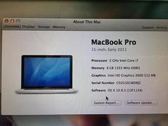 MacBook Pro (Starr)