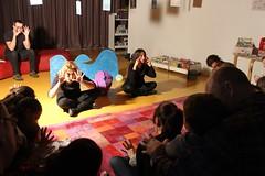 5º Sesión BbEncontros Ágora: Babies, bubbles & books!