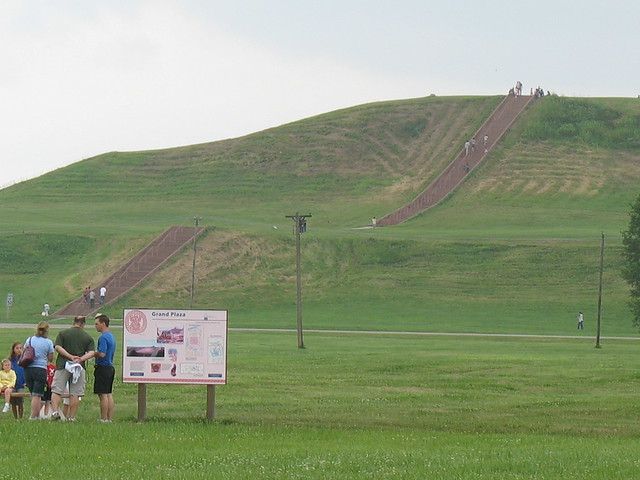 Cahokia Mounds Indians http://www.flickr.com/photos/8731416@N03/3702840622/