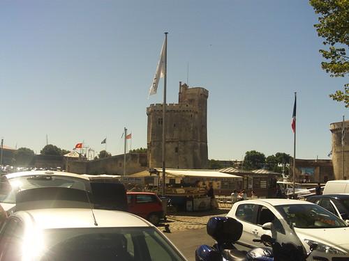 2008.08.05.092 - LA ROCHELLE - Vieux-Port - Tour Saint-Nicolas