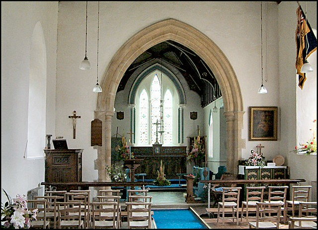 St. Peter & St. Paul's, Belchford, Lincolnshire