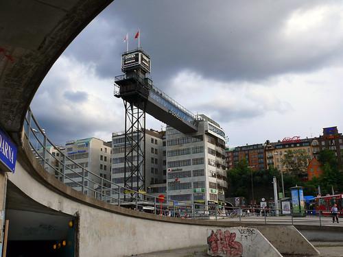 Katarinahissen & Gondolen, Stockholm