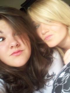Katy and I