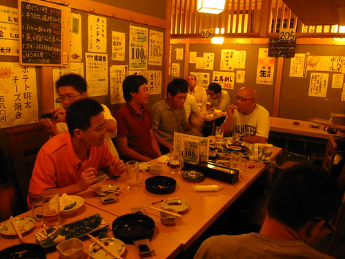 東京行 036-居酒屋氣氛