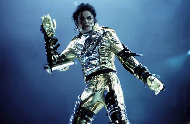 30/09/1996. MICHAEL JACKSON EN CONCERT A AMSTERDAM