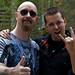 Me and Rob Halford by Kurt Christensen