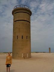 German lookout tower