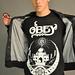 Shepard Fairey t-shirt, Obey Giant propaganda