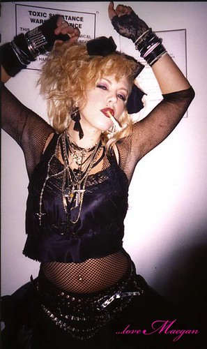 80's Madonna {halloween 2003} photo by Erik Hyler by ...love Maegan