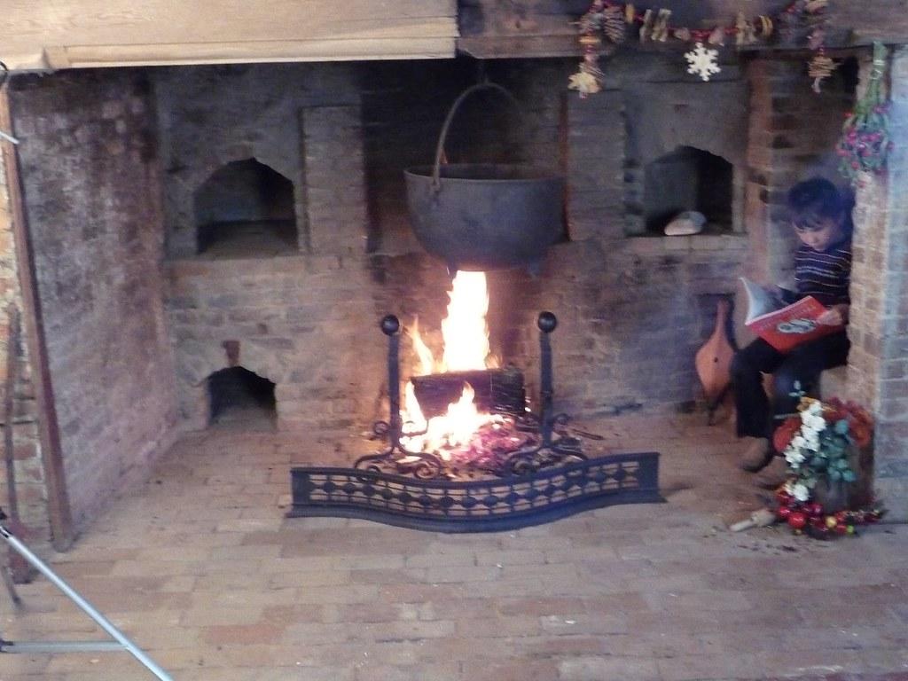 daniel lummus house inglenook fireplace october 2009 a photo