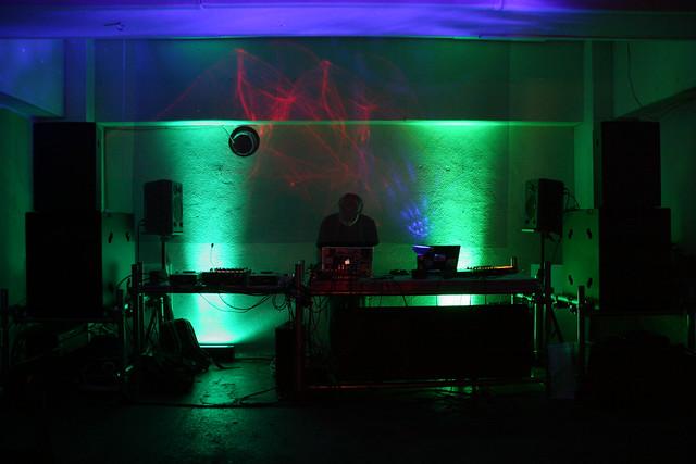 opening dj at protocol
