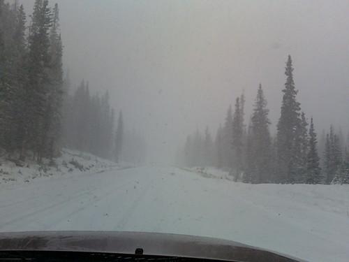 140 Colorado Rt 14 Cameron Pass Return trip