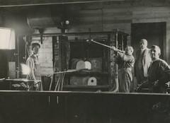 Fra Glasshytten ved Trøndelagsutstillingen (1930)