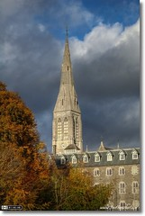 The Spire - St. Patrick's College
