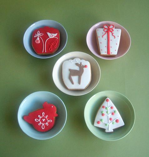G0003 Christmas cookies 2009