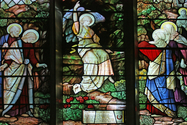 Alice M Erskine Stained Glass