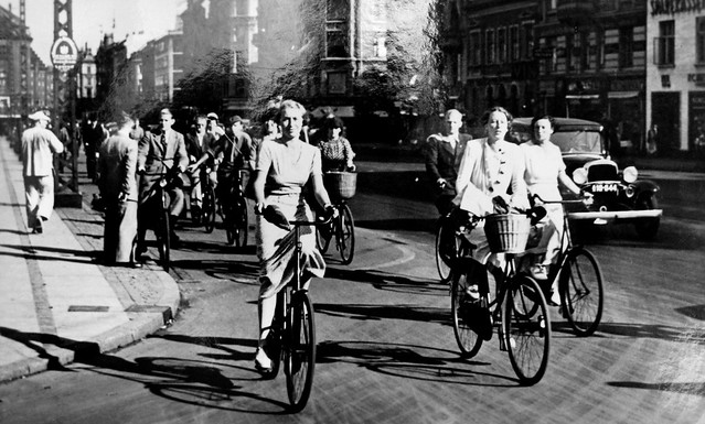 Copenhagen Vintage Cycle Chic