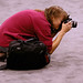 Photographer at work, 2 by gwilmore