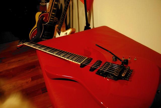 Photo:Jackson Soloist San Dimas Custom Shop 1985 By Freebird_71