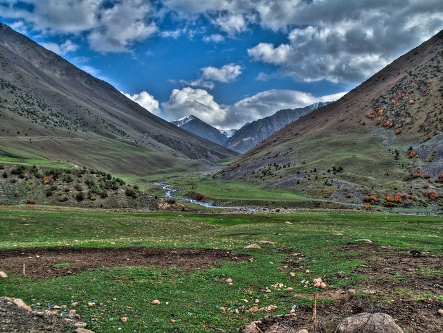 Sassymir Valley, Kyrgyzstan by peretzp, on Flickr