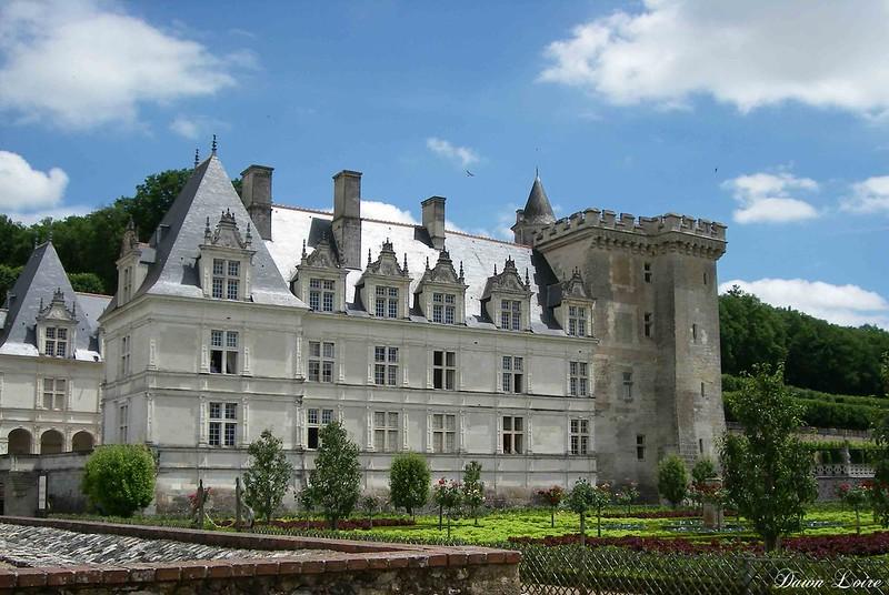 Edificio Castillo de Villandry
