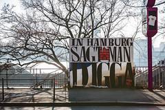 In Hamburg sagt man Digga