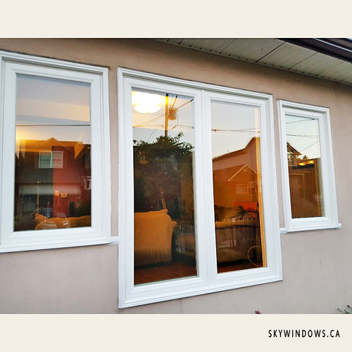 Residential Window Glass Repair and Replacement by Sky Windows Ltd. in the Greater Vancouver Area