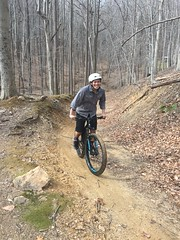 Andrew Climbs