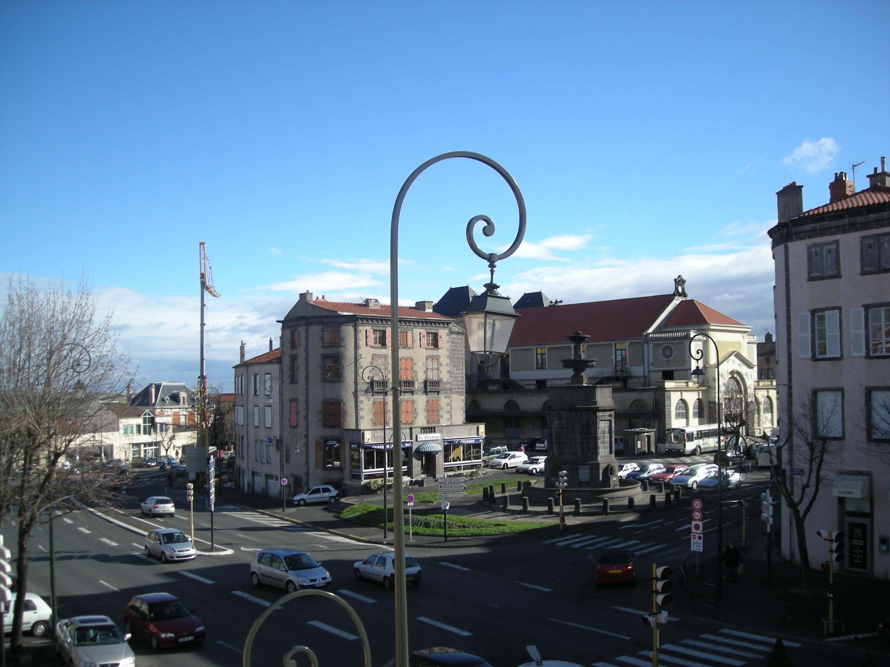 Hotel Clermont Ferrand Centre